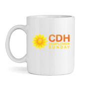CDH Sunflower Sunday Ceramic Mug